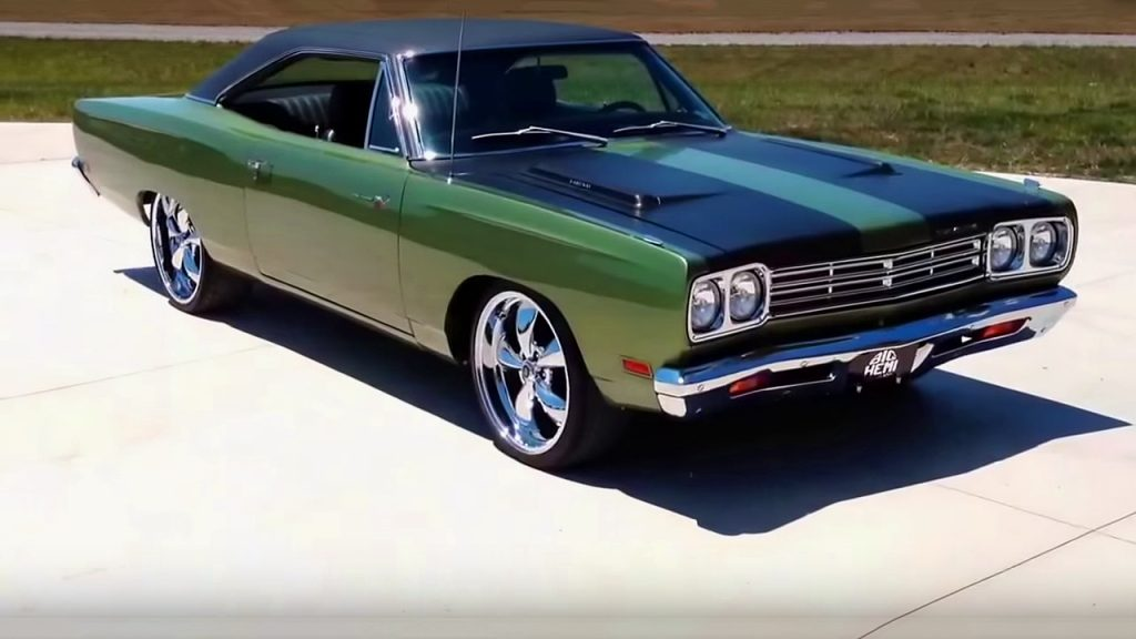 1969 Plymouth Road Runner Hemi Pro Touring