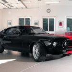 Evil 1969 Ford Mustang Mach 1 Fastback by Dark Horse Customs