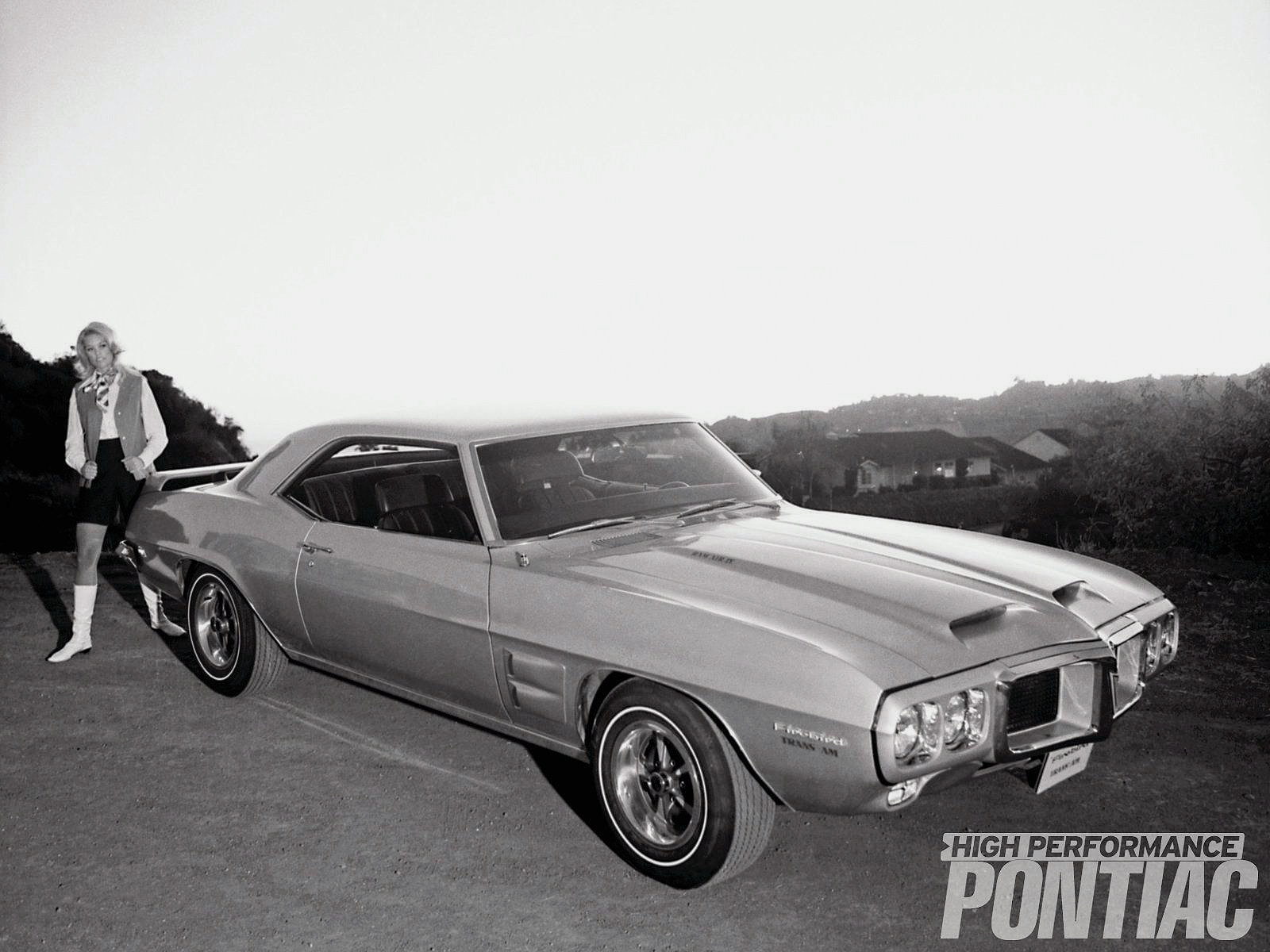 Incredible Story About The Prototype 1969 Pontiac Firebird Trans Am