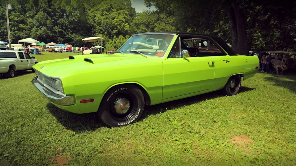 1970 dodge dart swinger muscle car definition 02