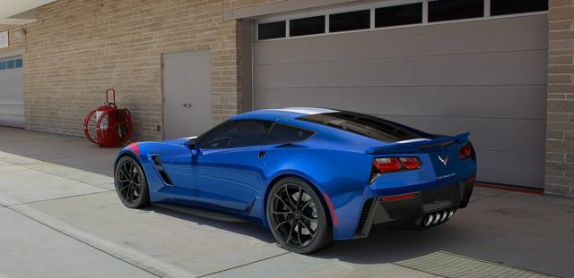 2017 chevrolet corvette grand sport muscle car definition 02