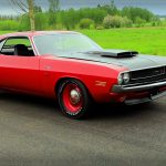 Very Rare 1970 Dodge Challenger R/T 426 Hemi with N94 Hood
