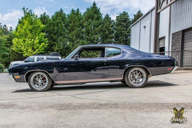 Pro Touring 1972 Buick GS Stage 1 Muscle Car Definition 03