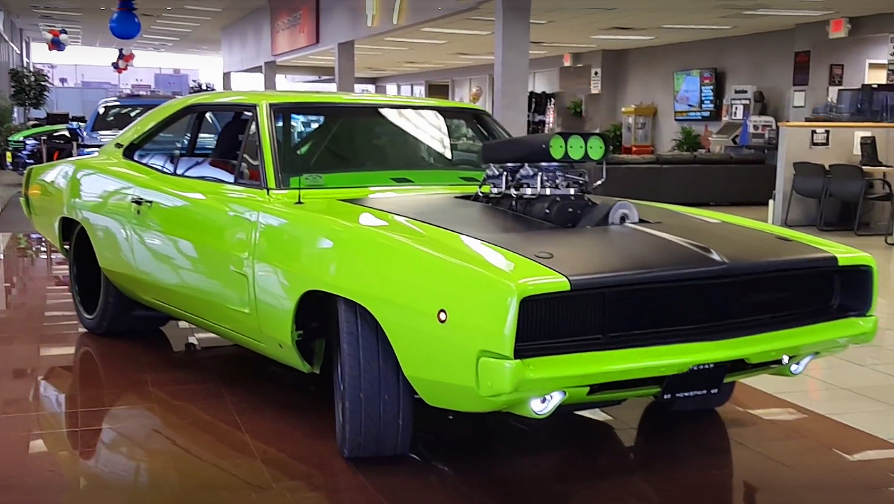 Blower Archives Muscle Car Definition