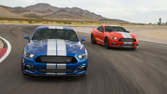 2017 Shelby Mustang GTE