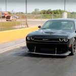 Watch The Challenger Hellcat X In Action At The Drag Strip