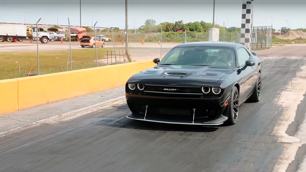 2015 Dodge Challenger Hellcat X Muscle Car Definition