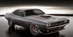 The Ultimete 1971 Dodge Shakedown Challenger Concept
