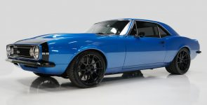 Beautifully Restored 1967 Chevrolet Camaro SS