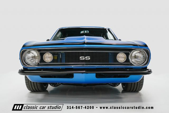 Pro Touring 1967 Chevrolet Camaro SS Restomod Muscle Car Definition