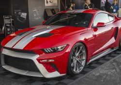2017 GTT Ford Mustang by Zero to 60 Designs