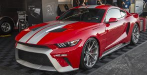 2017 Ford Mustang GTT – The Best Creation at SEMA 2016