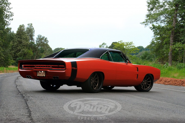 The Greatest Pro Touring 1969 Dodge Charger R/T Ever
