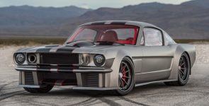"Mind Blowing 1965 Ford Mustang ""Vicious"" by Timeless Kustoms"