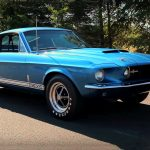 Powerful And Mysterious 1967 Shelby Mustang GT500 427