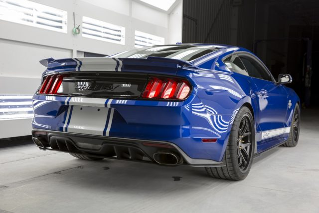 2017 Ford Shelby Mustang 50th Anniversary Super Snake