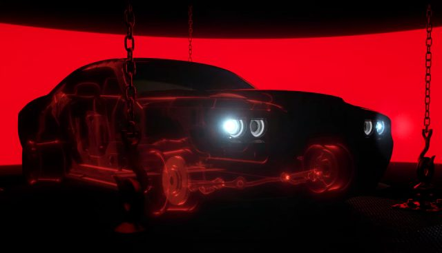The New 2018 Dodge Challenger SRT Demon
