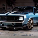 "Award Winning 1969 Chevrolet Camaro ""G-Code"" by Ring Brothers"