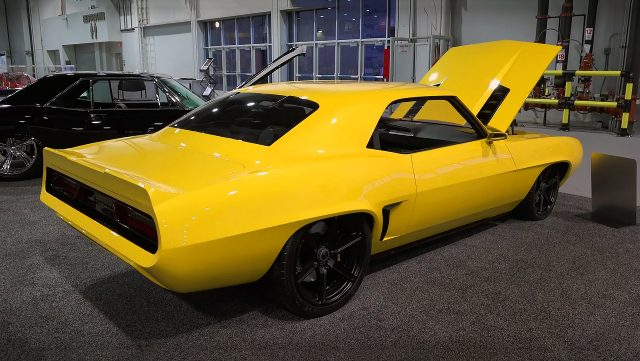 "Gold Award Winning ""Inferno"" 1969 Chevrolet Camaro by Roadster Shop"