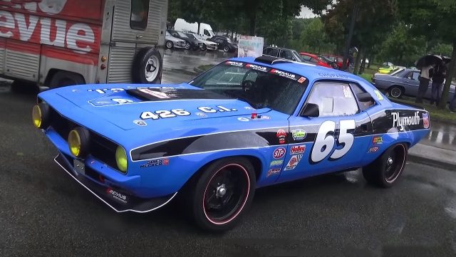 Extremely Loud Pro Touring 1970 Plymouth 'Cuda