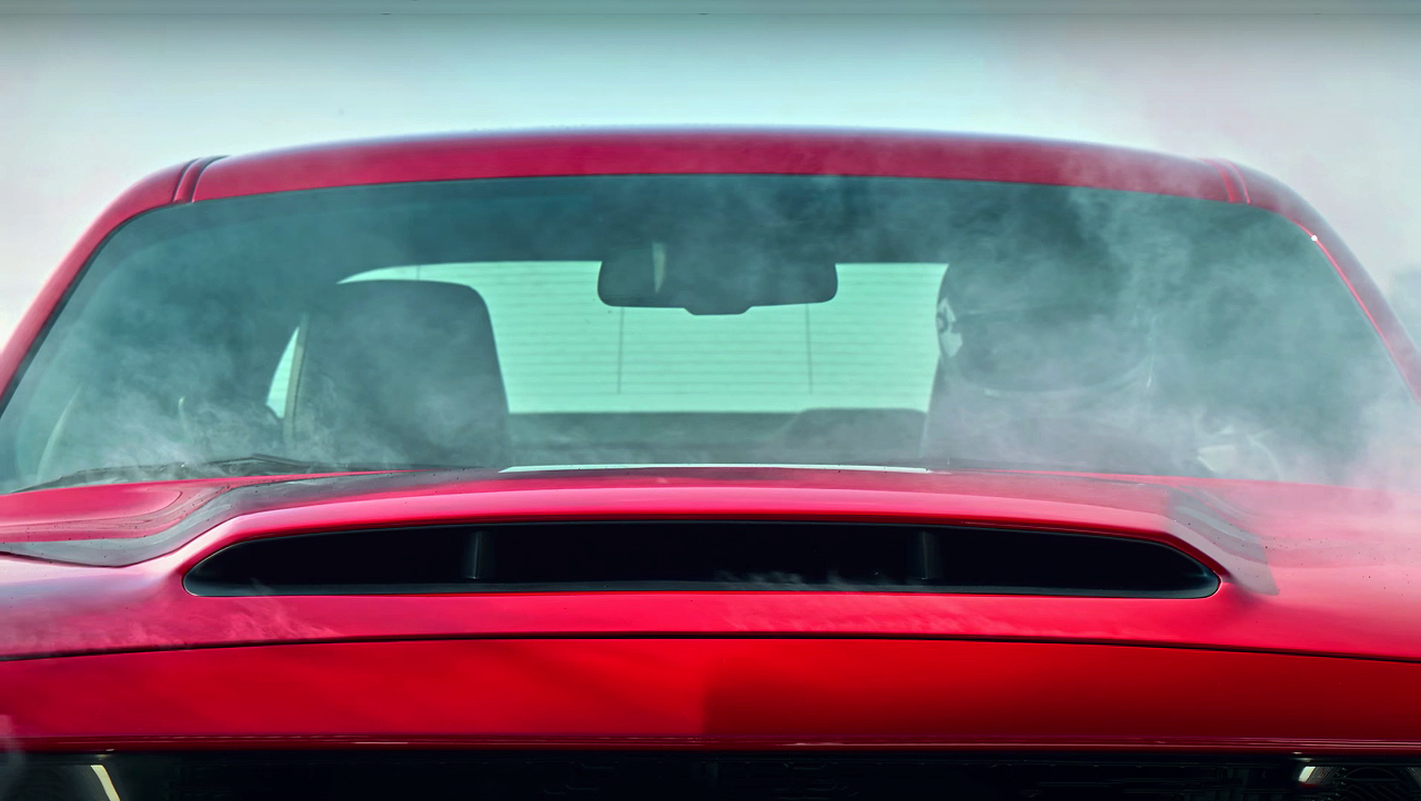 """""""Force Induction"""" For More Horsepower – Demon Challenger Update!"""