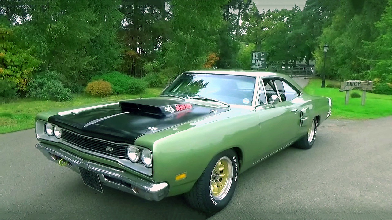 Take A Look At This Beast - 1969 Dodge Coronet Super Bee