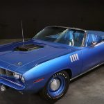 The Most Famous Mopar Ever – 1971 Plymouth Hemi Cuda Convertible