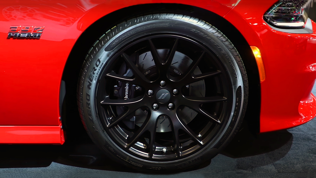 2017 Dodge Charger RT 392 Hemi Scat Pack Dynamics Package 05 - MCD