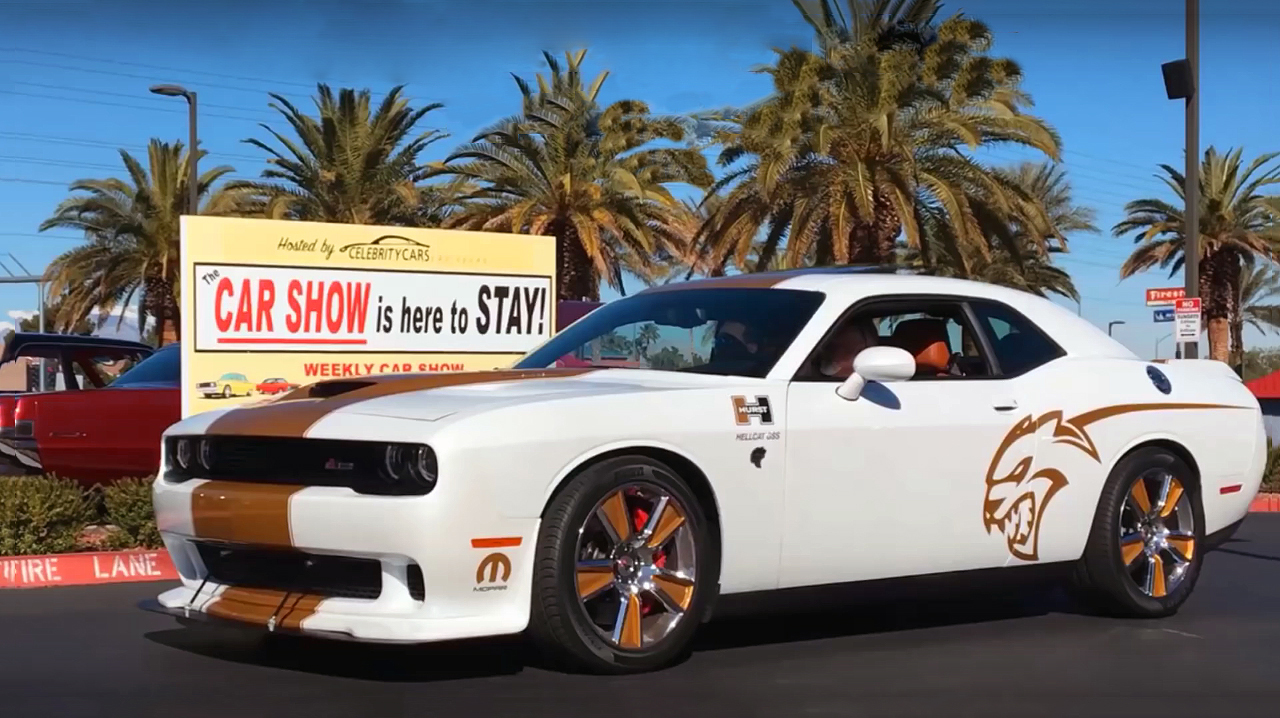 Check This Mr Norm S 2017 Gss Hurst Hellcat Srt Challenger