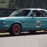 The Story About Very Unusual Gulf Livery 1968 Ford Mustang Coupe