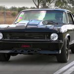 Insanely Cool and Twin ProCharged 1970 Chevrolet Nova