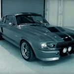 """1967 Shelby Mustang GT500E Fastback – """"Beauty and The Beast"""""""