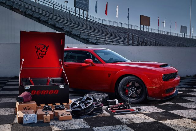 Finally !!! The 2018 Dodge Challenger SRT Demon - More Powerful Than $1.6 Million Supercar