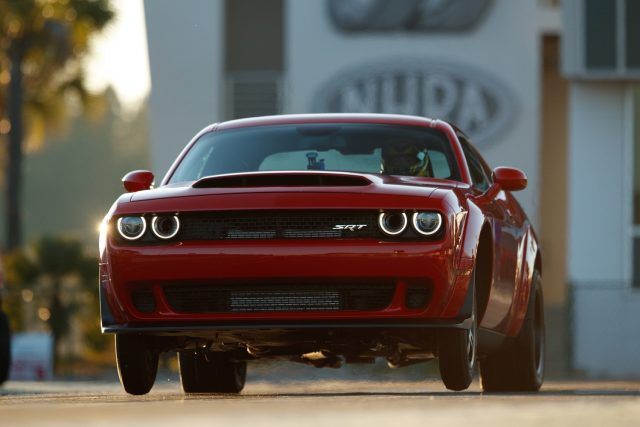 2018 Dodge Challenger Hemi SRT Demon