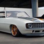"Breathtaking 1969 Chevrolet Camaro ""Under Pressure"" by HS Customs"