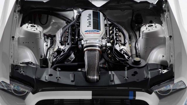 This Could Be The New Twin-Turbo 2018 Shelby Mustang GT500 Engine
