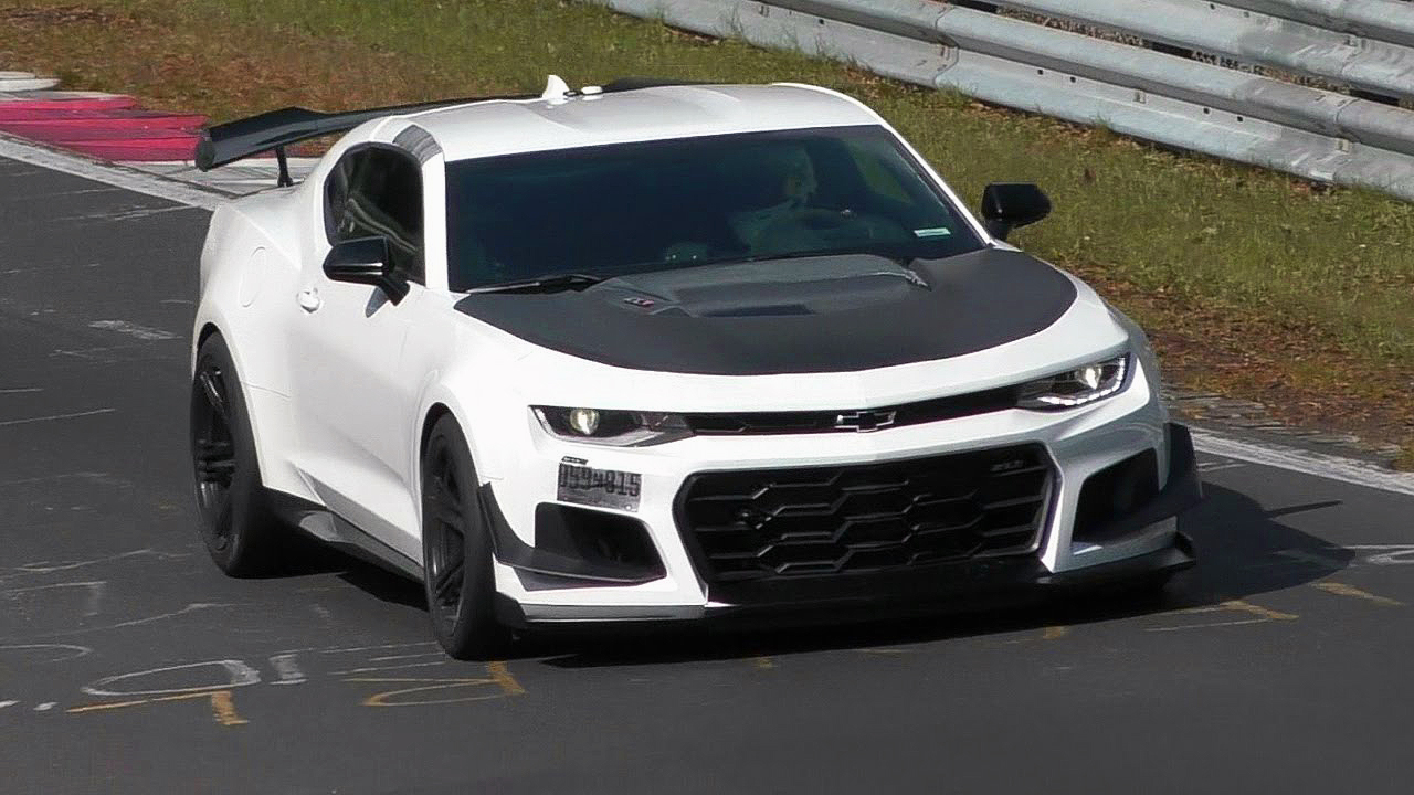 2018 chevrolet zl1.  chevrolet 2018 chevrolet camaro zl1 1le record attempt at nurburgring throughout chevrolet zl1