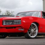 Art On Wheels – Pro Touring 1968 Pontiac GTO by Metal Works