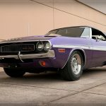 Super Rare Plum Crazy 1970 Dodge Challenger R/T 426 Hemi Convertible