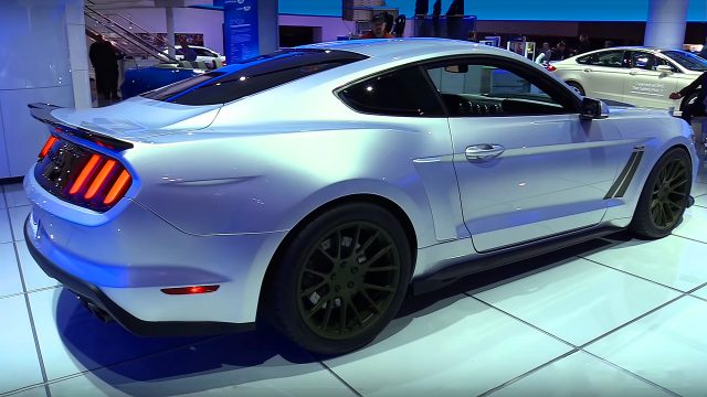 Roush P51 Mustang - Everything You Need To Know