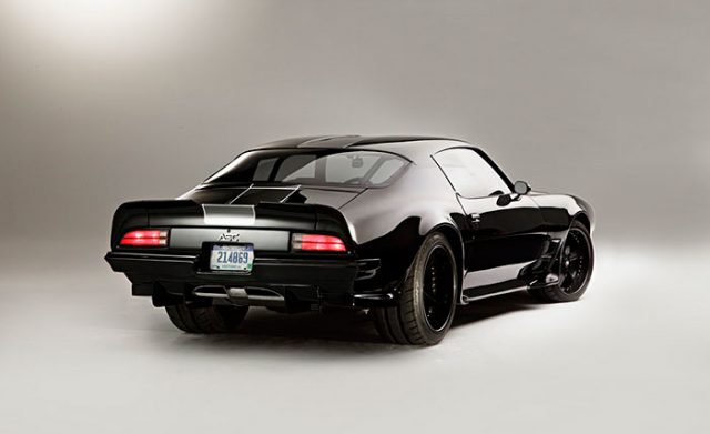 1200 Horsepower 1970 Pontiac Firebird Blackhawk by ASC