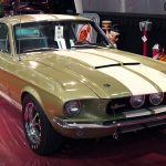 1967 Shelby Mustang GT500 Fastback – The Finest Pony Muscle Car!