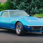 The Most Powerful and Rare 1968 Chevrolet Corvette 427 Coupe