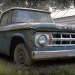 Rescue of a Classic 1968 Dodge D100 Pickup Truck – The Most Satisfying Video Ever MUST WATCH!