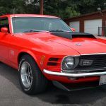 Never Seen Before and Gorgeous 1970 Ford Mustang Boss 572