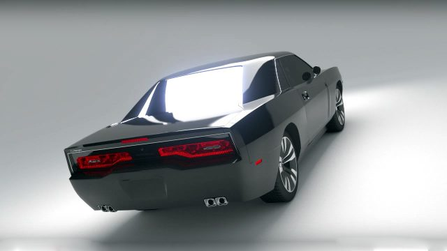 Could this Dodge Charger R/T Concept Become Reality?