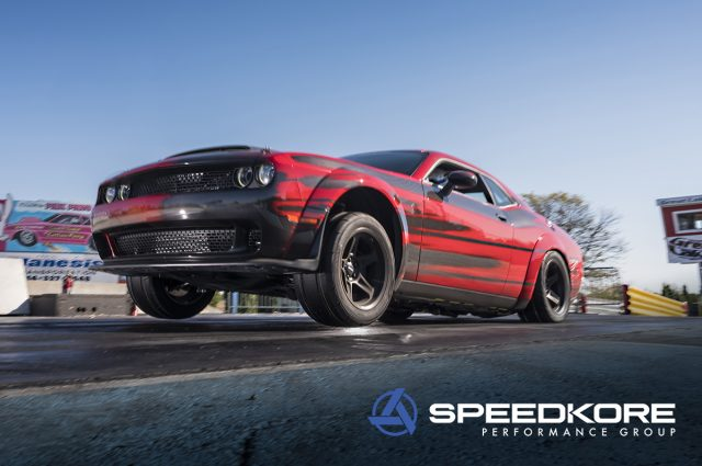 Carbon Fiber 2018 Dodge Demon by SpeedKore