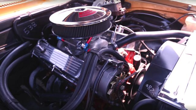 400 Horsepower 1972 Chevy Nova 350 Engine