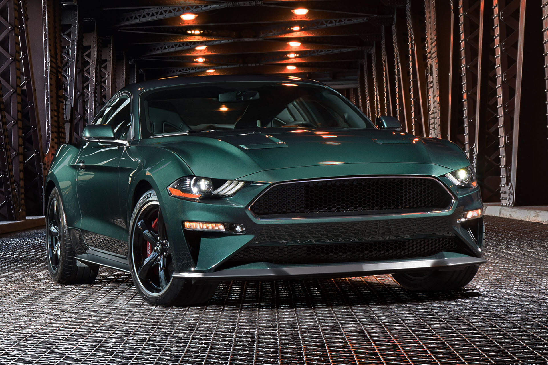 Discover the New 2019 Ford Mustang Bullitt