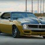 The Story Behind Ringbrothers 1972 AMC Javelin AMX Defiant